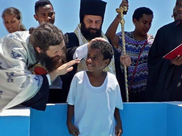 43829050_10217313278167782_3926042120808300544_n-e1539319568337 Μητροπολίτης Μύρων: ''Δώρο Θεού η αποστολή μου στη Νέα Ζηλανδία''
