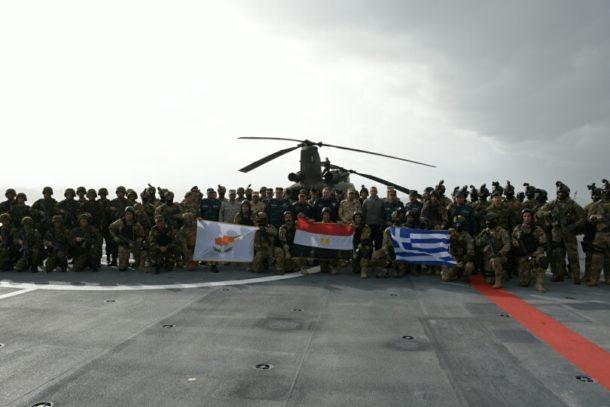 1-3-2-e1543425623457 Επιτυχημένη η κοινή διακλαδική άσκηση Ελλάδας - Κύπρου - Αιγύπτου στην Κρήτη