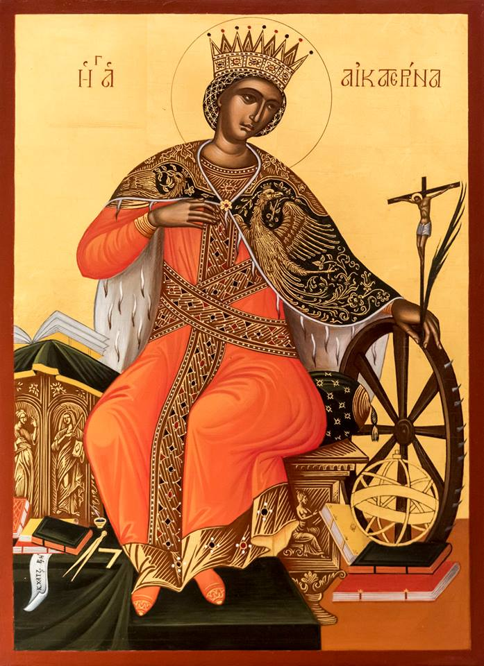 46686061_754229881612986_2663192401434116096_n Πανηγύρισε χθες η ιστορική Αγία Αικατερίνη