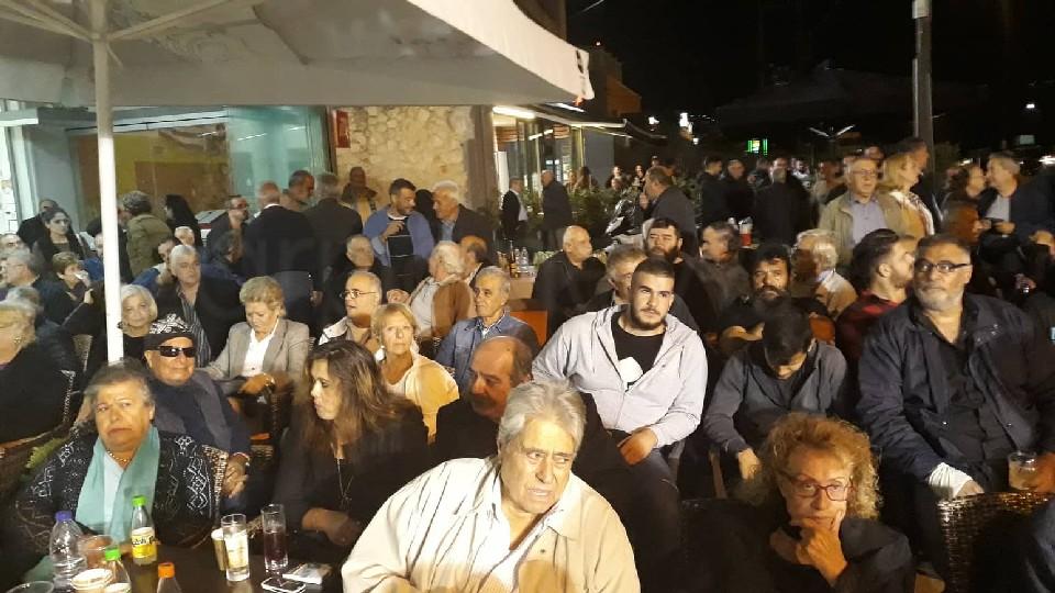 markogiannakis3 Μαρκογιαννάκης: Παραπονεμένος αλλά και ενωτικός