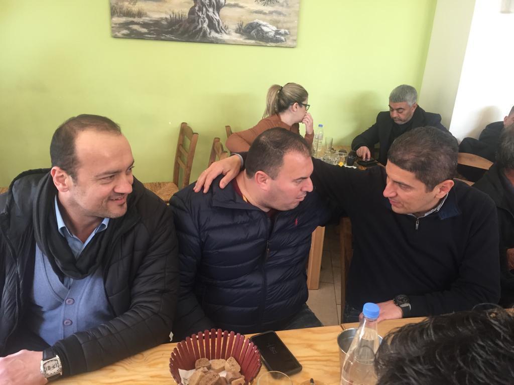 L.Avgenakis_Tympaki_2 Από τη Μεσαρά ετοιμάζει ο Αυγενάκης την κάθοδο Μητσοτάκη