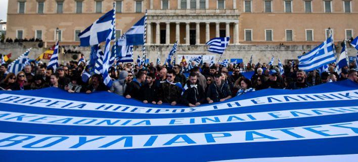 simaies-diadilotes-708 Εριξαν χημικά για να διαλύσουν το συλλαλητήριο για τη Μακεδονία