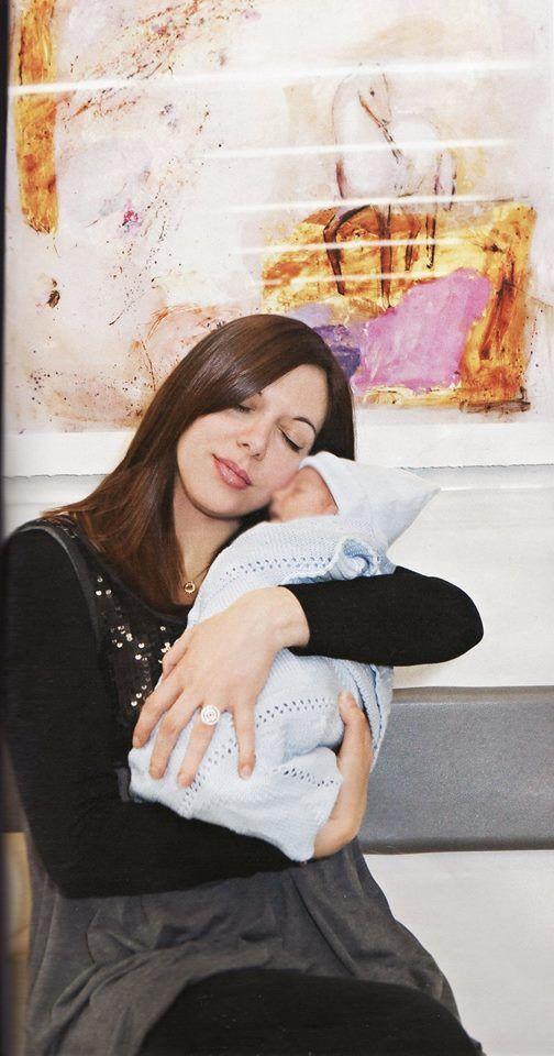 zoi11_1 Θλίψη: Πέθανε η Ζωή Κωσταρίδη, η πρώτη Ελληνίδα που γέννησε μετά από μεταμόσχευση καρδιάς [εικόνες]