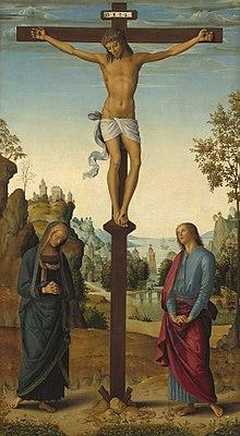 220px-Pietro_Perugino_040 ΜΕΓΑΛΗ ΠΑΡΑΣΚΕΥΗ: Ἡ Ζωή ἐν τάφῳ…