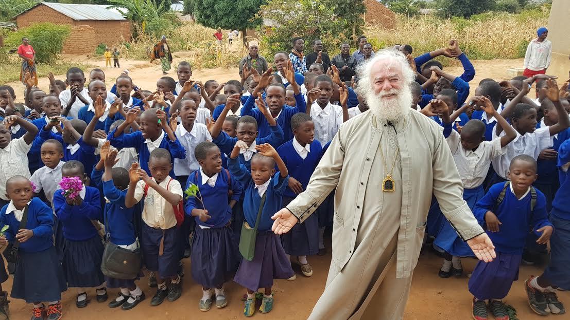 0-13-25 Ο Πατριάρχης Αλεξανδρείας ολοκλήρωσε την περιοδεία του στην Τανζανία