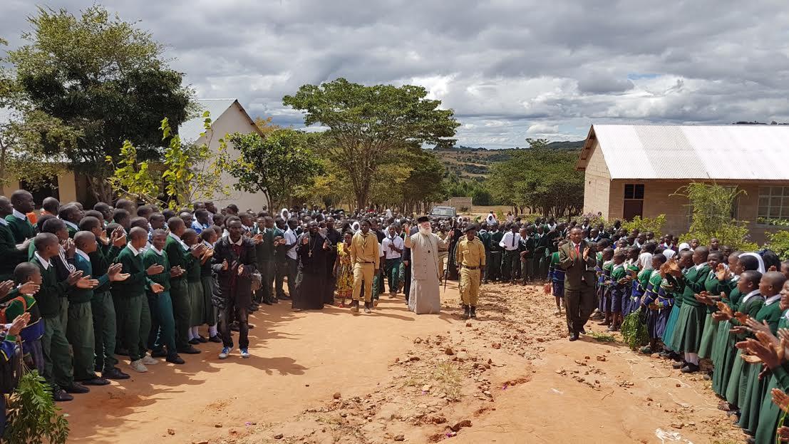 0-16-6 Ο Πατριάρχης Αλεξανδρείας ολοκλήρωσε την περιοδεία του στην Τανζανία