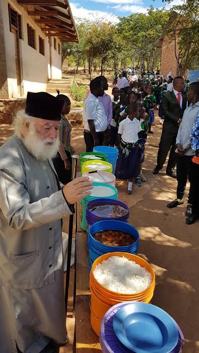 0-17-4 Ο Πατριάρχης Αλεξανδρείας ολοκλήρωσε την περιοδεία του στην Τανζανία