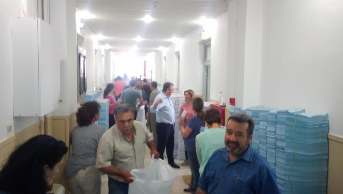 0-6-11 Οργασμός στην Περιφέρεια Κρήτης για τις εκλογές