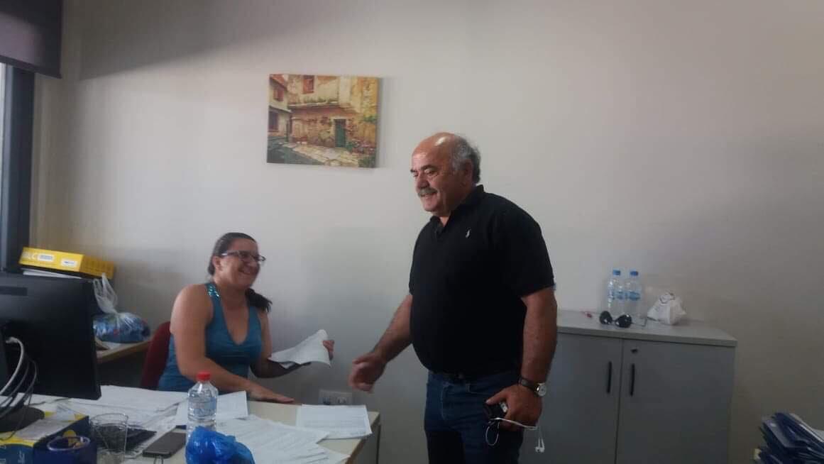 0-2-77 Ανδρέας Στρατάκης: «Αναγκαία η αναβάθμιση του ΟΠΕΚΕΠΕ»