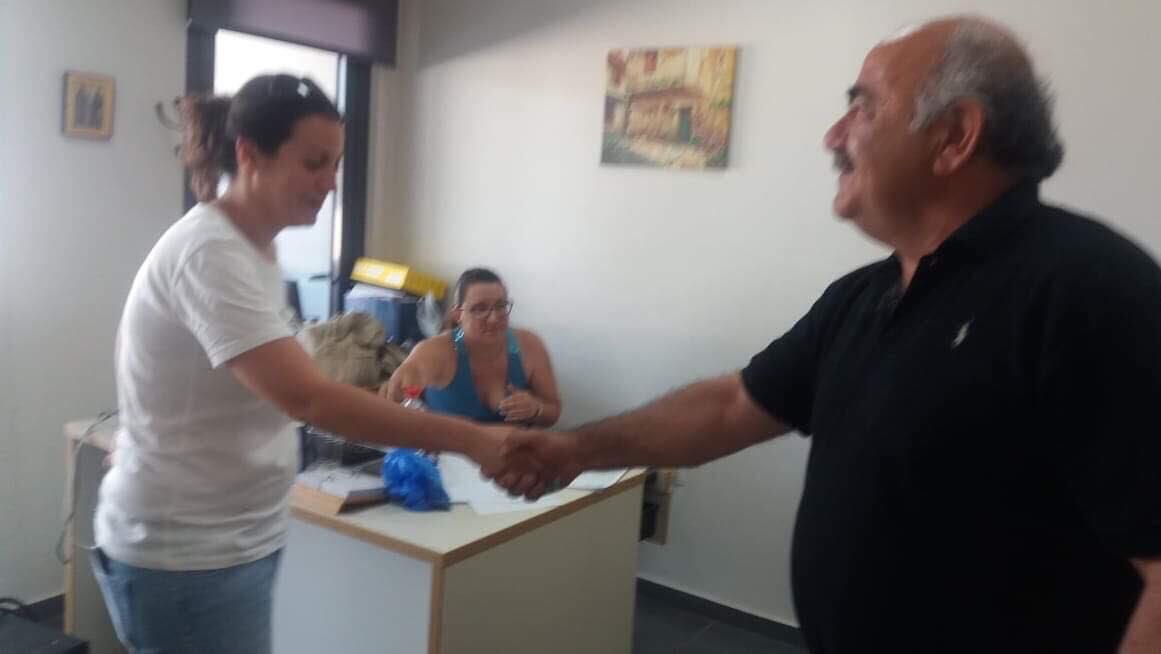 0-3-59 Ανδρέας Στρατάκης: «Αναγκαία η αναβάθμιση του ΟΠΕΚΕΠΕ»