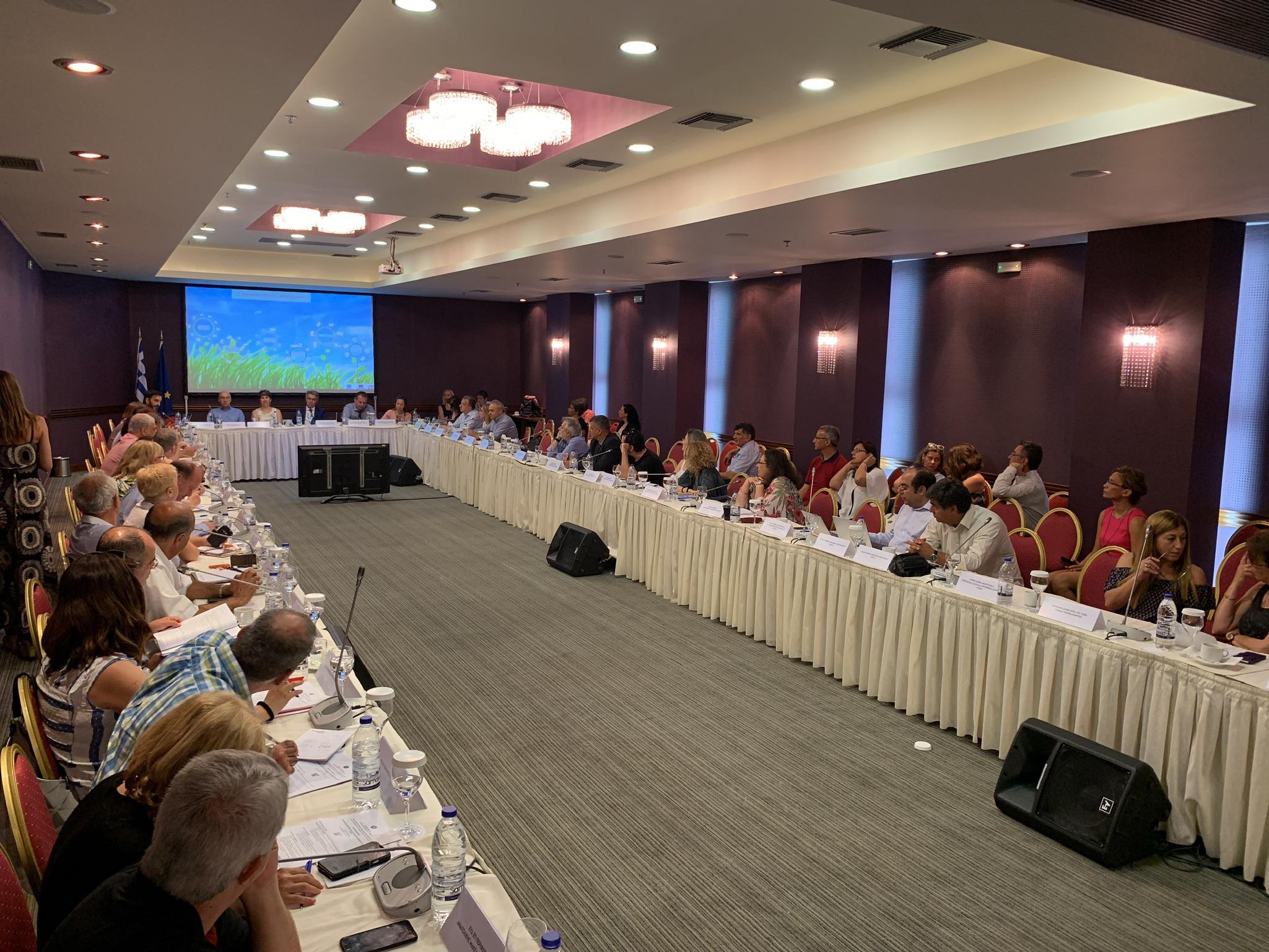IMG_0002 Συνεδρίαση για την αγροτική ανάπτυξη στα Χανιά