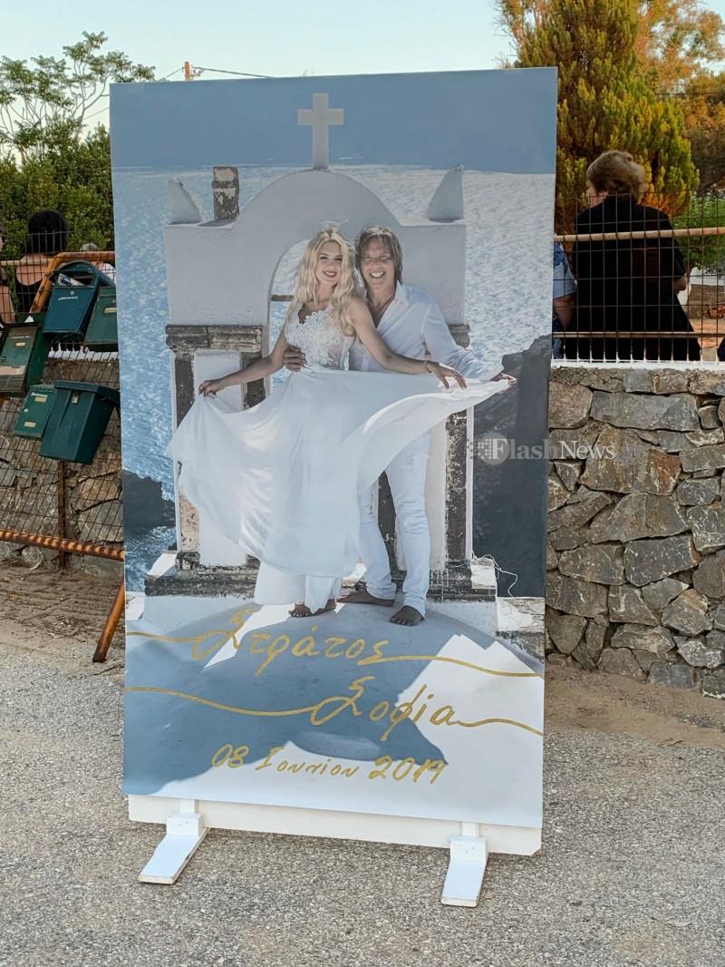 tzortzoglou-mariola-360151 Ένας λαμπερός γάμος απόψε στο Ακρωτήρι