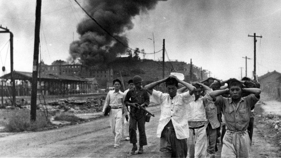 warrrr Ο πολυαίμακτος πόλεμος της Κορέας