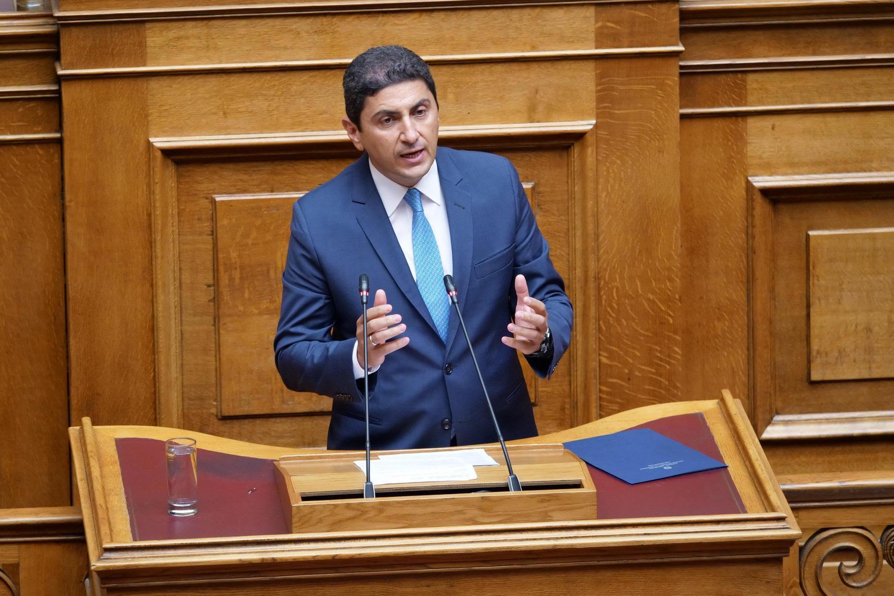 0-1-87 Λ. Αυγενάκης: Ξεκινάμε μια νέα κοινοβουλευτική περίοδο με αισιοδοξία,όραμα και σχέδιο!