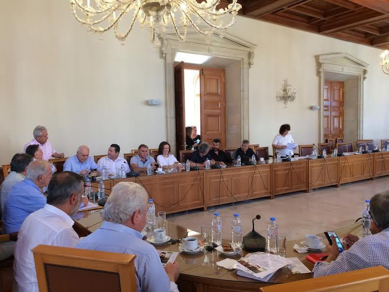 1-139 Παρέμβαση του Μιχ. Κοκολάκη στην ΠΕΔ Κρήτης