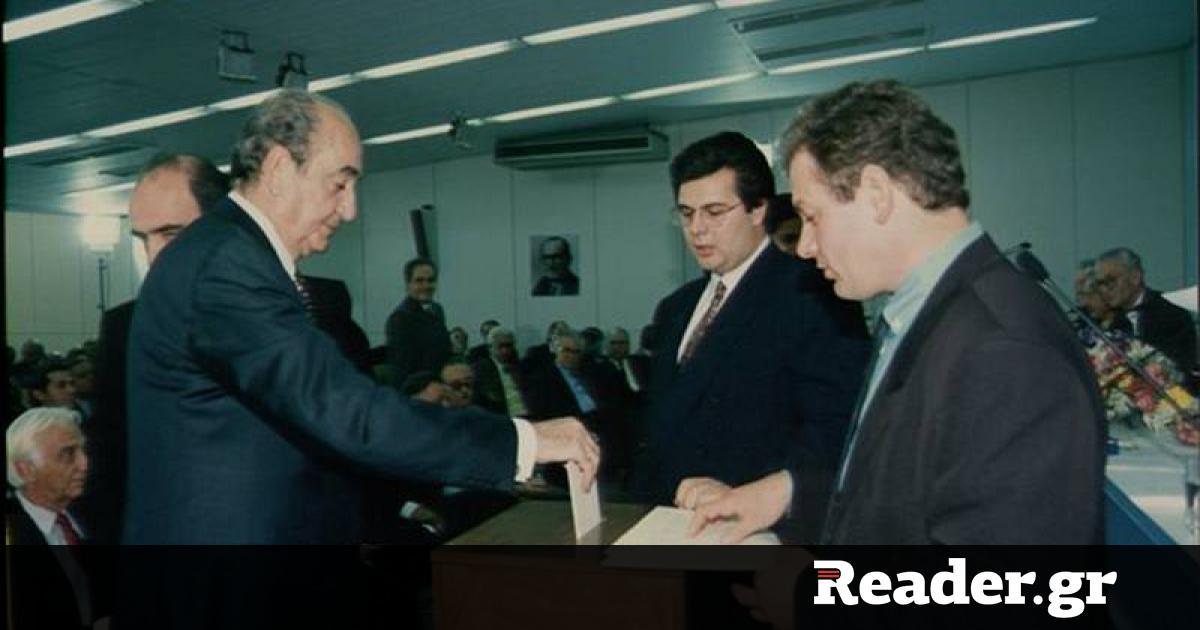 mitsotakis-kammenos-570 Ιστορική αναδρομή στις εκλογές της μεταπολίτευσης - Πώς και ποιούς ψήφισε ο Ελληνικός λαός από το 1974 μέχρι το 2015
