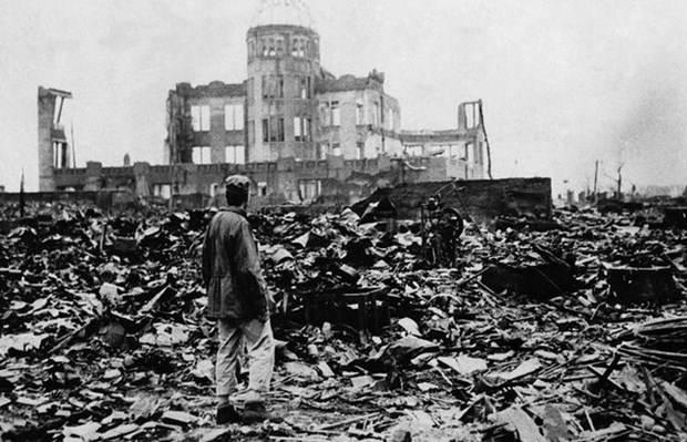 xirosima-atomiki-vomva Χιροσίμα, 6 Αυγούστου 1945
