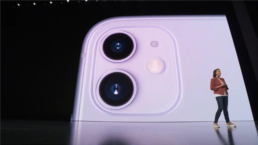 i13 Η Αpple βάζει πάλι τα γυαλιά σ' όλους τους άλλους με το νέο iPhone11