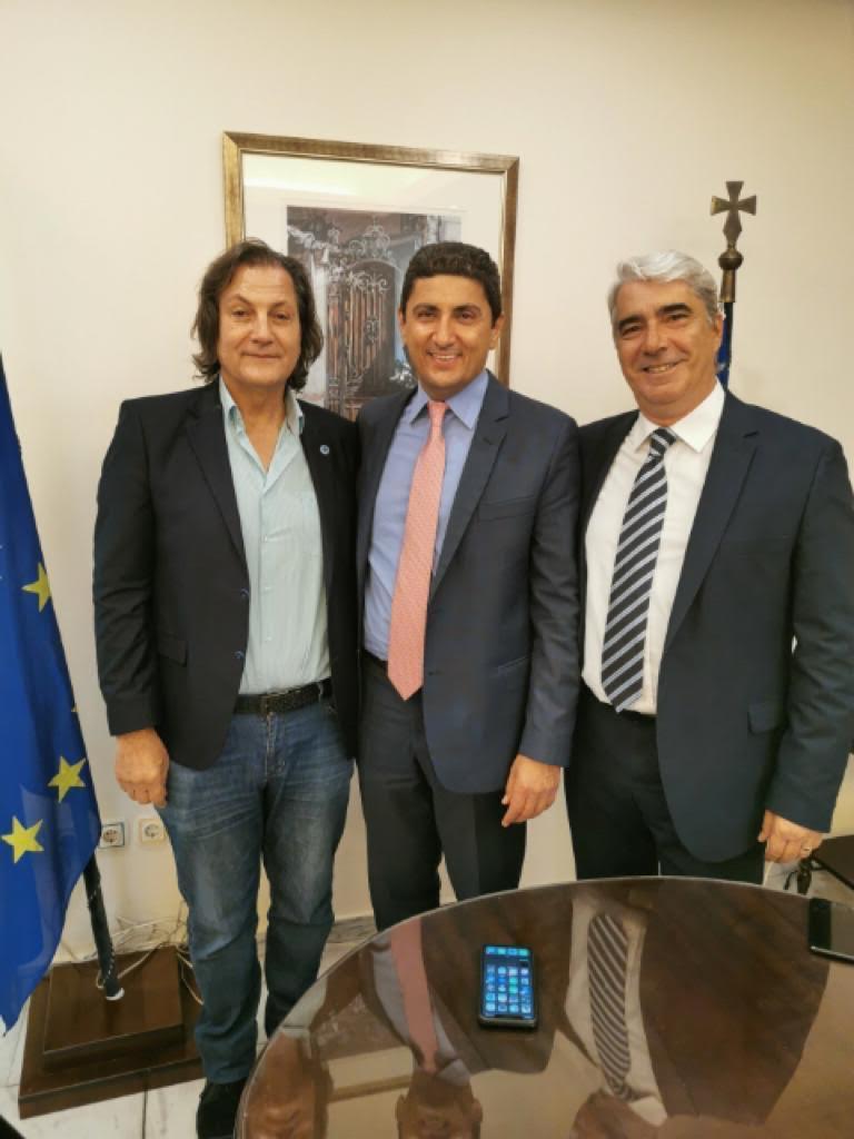 0-43 Λ. Αυγενάκης: Αμέριστη στήριξη στην ΟΣΕΚΑ