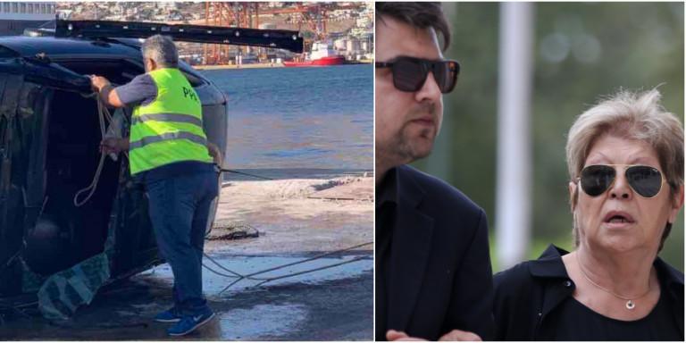mavrikos-drapetsona-mitera-mercedes-top Τραγωδία στην Δραπετσώνα: Αυτοκίνητο έπεσε στη θάλασσα -Νεκρή μάνα και αδελφός του Παν. Μαυρίκου