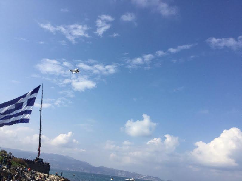 1-107 Σήμερα η επίδειξη της ομάδας «ΖΕΥΣ» στο Ηράκλειο