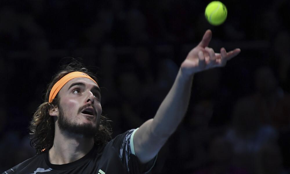 AP_19321715730829 Τεράστιος ο Τσιτσιπάς κατέκτησε την κούπα στο ATP Finals (βίντεο)